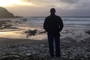 ساحل زیبایی در ایرلند پس از سال ها ناپدید شدن یک شبه پدیدار شد!