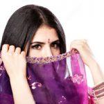 دختر هندی الاصل با شباهت باورنکردنی به دختران اروپایی!