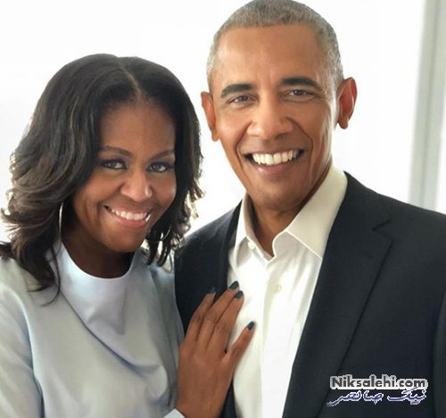 هدیه باراک اوباما به همسرش