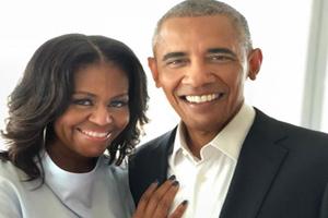 هدیه عاشقانه باراک اوباما به مناسب تولد ۵۴ سالگی همسرش