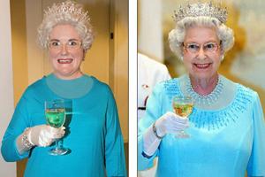 تجربه جالب زنی که یک هفته به سبک ملکه الیزابت زندگی کرد!
