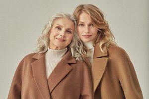برند لباس متفاوت روسی تنها با مانکن های بالای ۴۵ سال