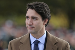 سفر جاستین ترودو نخست وزیر کانادا و خانواده اش به هند