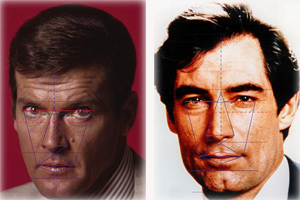 جذاب ترین بازیگران مرد در مجموعه فیلم های جیمز باند!