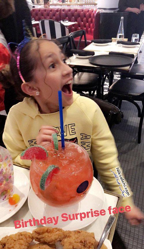 جشن تولد دوقلوهای جنیفر لوپز