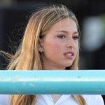 سوارکاری حرفه ای دختر ۱۹ ساله استیو جابز وارث کمپانی اپل!