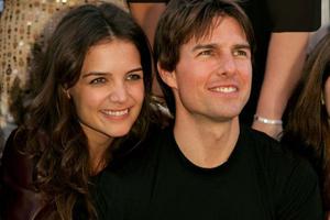 کیتی هولمز همسرسابق تام کروز در کنار نامزد جدیدش جیمی فاکس