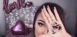 گریم و آرایش های عجیب و توهم بصری دختر ۲۲ ساله!