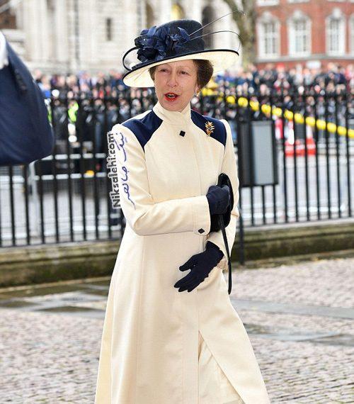 دختر ملکه الیزابت