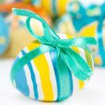 ۱۰ ایده جالب برای رنگ آمیزی تخم مرغ های هفت سین