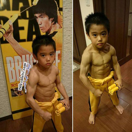 بروس لی کوچک