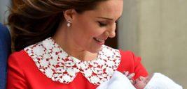 نتیجه جدید ملکه الیزابت و فرزند سوم کیت میدلتون به دنیا آمد!