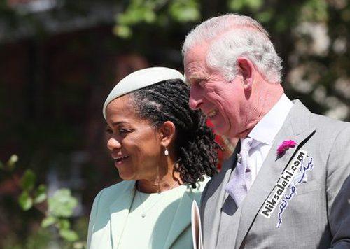 ازدواج شاهزاده هری و مگان مارکل