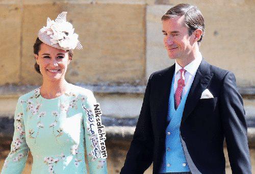 ستاره ها در عروسی پرنس هری