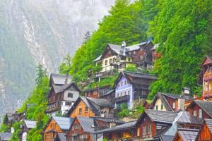 روستای زیبایی که برای نداشتن دزد به شهرت جهانی رسیده است!
