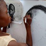 نقاشی های فوق واقعی و شگفت انگیز هنرمند ۱۱ ساله!