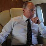 تصاویر دیدنی از هواپیمای شخصی پوتین رئیس جمهور روسیه!