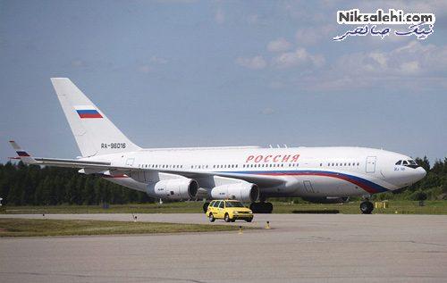 هواپیمای شخصی پوتین