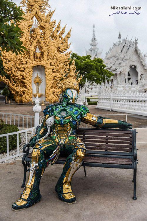 معبد سفید تایلند