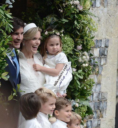 پرنس جورج و پرنسس شارلوت