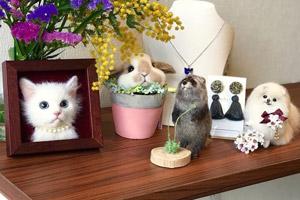 گربه های مصنوعی هنرمند ژاپنی با نمای فوق العاده واقعی