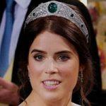 عروسی پرنسس یوجین نوه ملکه الیزابت با جک بروکسبانک
