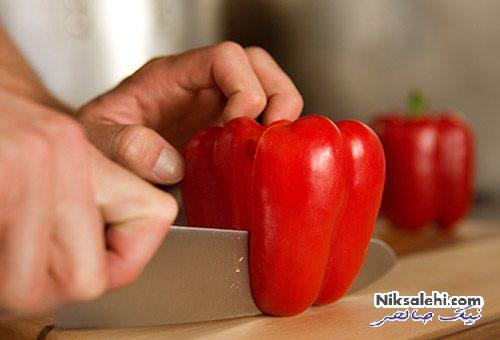 مواد غذایی برای سلامت چشم
