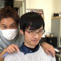 مدل های کوتاهی مو مردانه یک آرایشگر ژاپنی در توکیو با عکس قبل و بعد