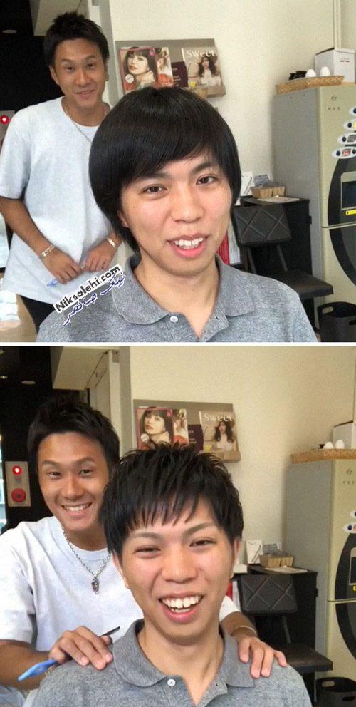مدل های کوتاهی مو مردانه