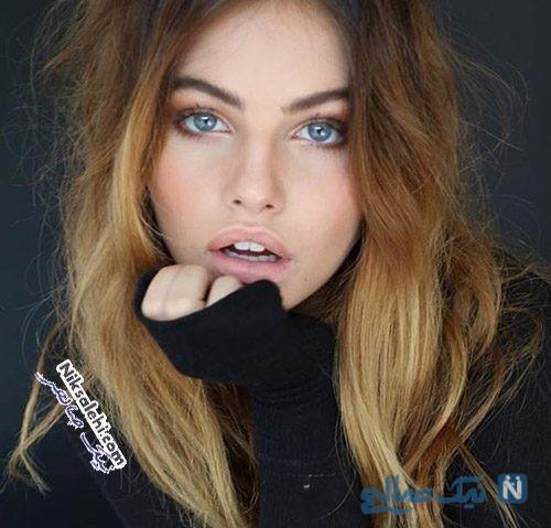 زیباترین دختر دنیا در سال 2018