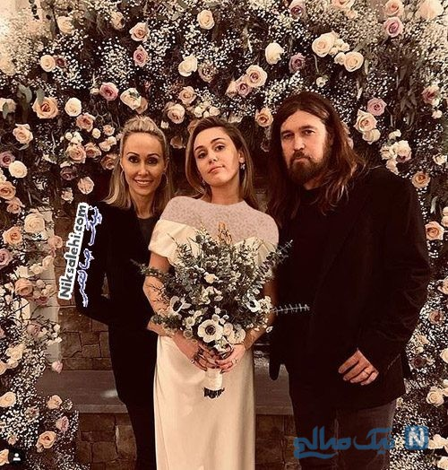 عروسی مایلی سایرس
