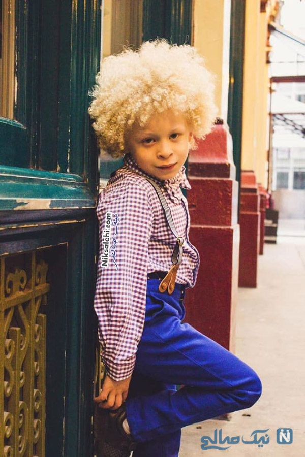 پسر کوچولوی زیبا