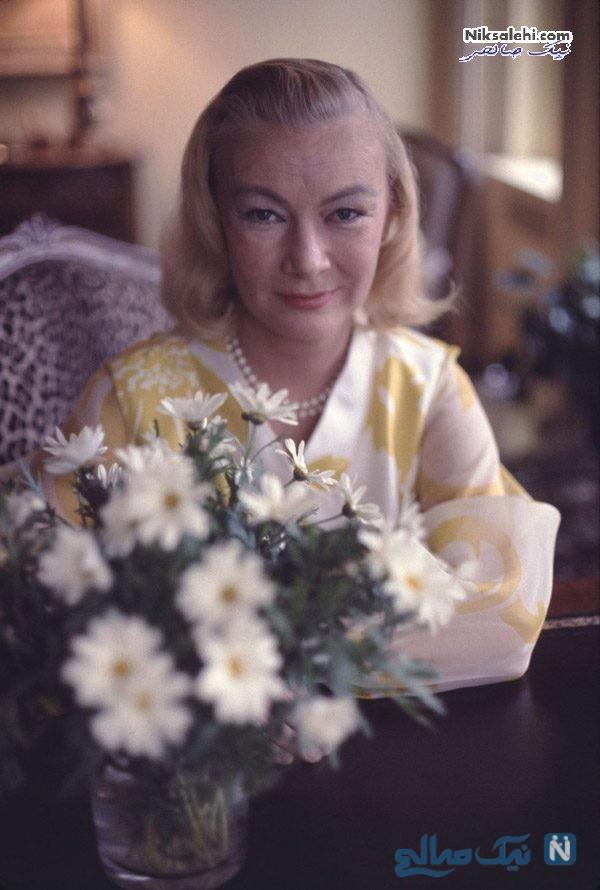 عکس بازیگران زن قدیمی خارجی
