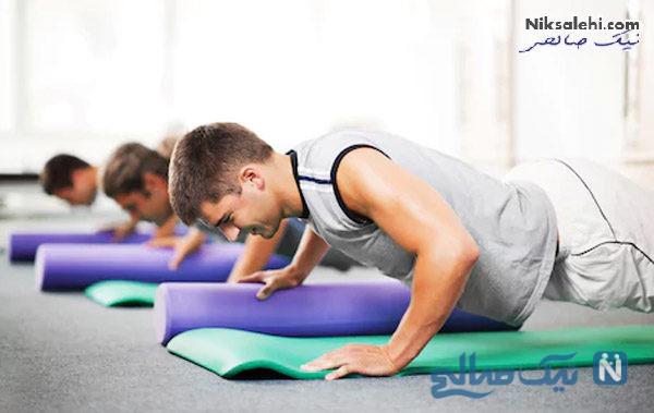 ورزش و سبک زندگی سالم