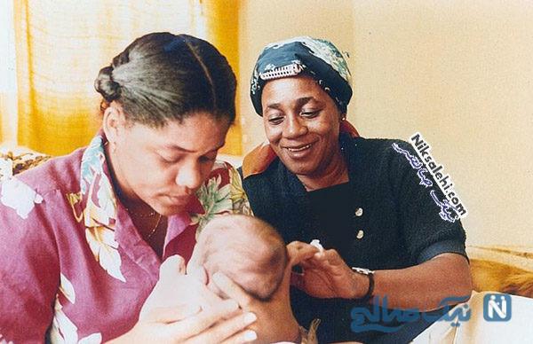 عکس های دیده نشده از دوران کودکی مگان مارکل در کنار اقوام مادری اش