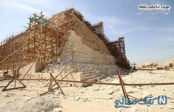 کشف جدید در مصر