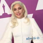 تیپ خاص و تماشایی لیدی گاگا در جشن پیش از مراسم مت گالا ۲۰۱۹