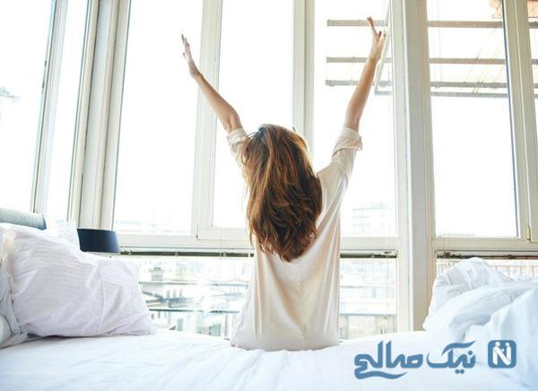 راه کارهای طلایی برای صبح سرحال بیدار شدن