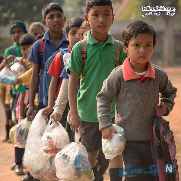 مدرسه سازی در مناطق محروم