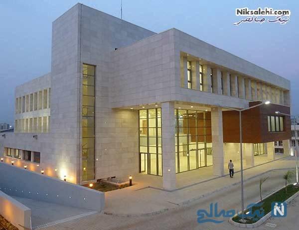 طراحی سفارتخانه