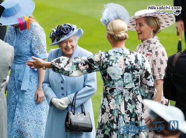 عکس های خاندان سلطنتی انگلیس