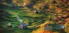 عکس های رویایی ولی واقعی از یک منطقه روستایی در کشور رومانی
