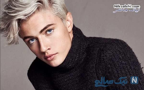 جذاب ترین مدل های مرد دنیا