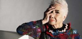 پیرترین مدل زن در قاره آسیا را بشناسید