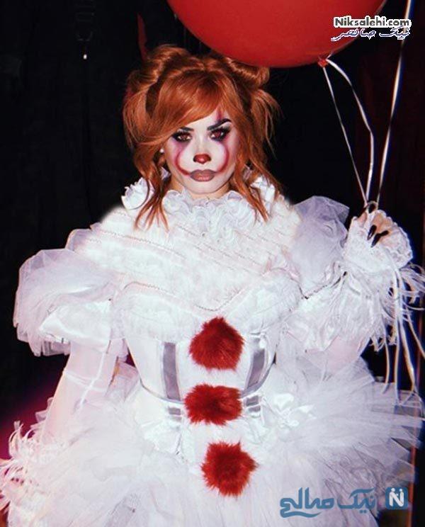 تم لباس هالووین