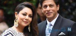 گوری همسرشاهرخ خان و تولد ۴۹ سالگی اش در بمبئی