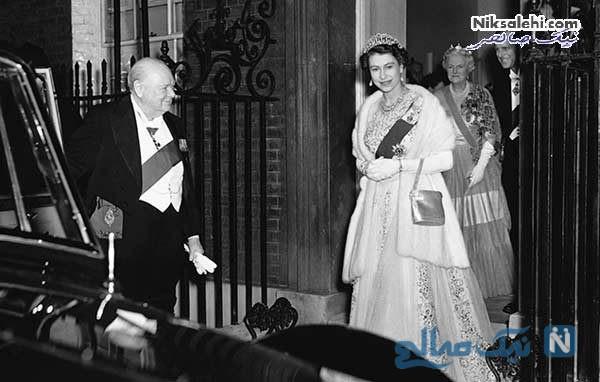 ملکه الیزابت دوم انگلستان