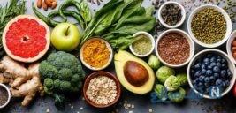 مواد غذایی برای جلوگیری از ریزش مو و پرپشتی و سلامت مو