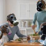 مقابله با آلودگی هوا در منزل با روش های پیشنهادی مفید