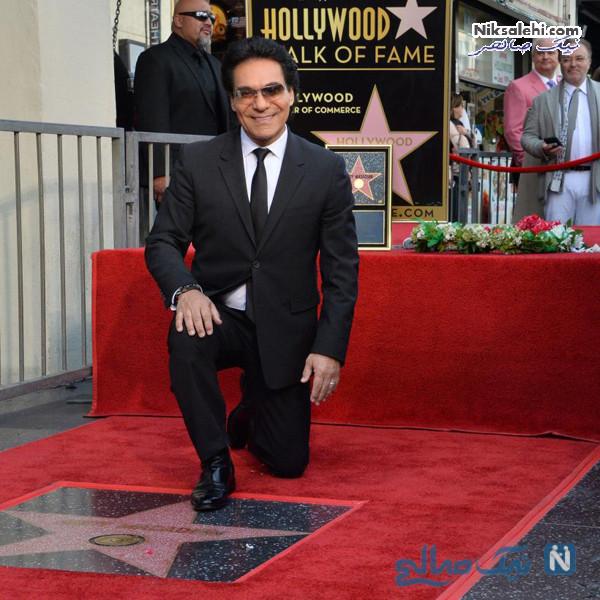 خواننده مشهور لس آنجلسی